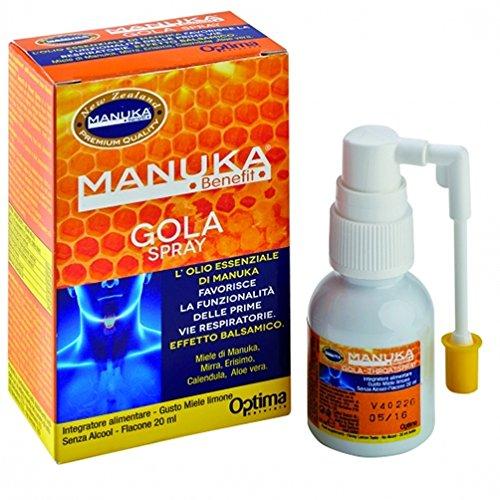 Manuka Benefit Gola Spray 20 ml