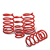 Mazda Prot?g? 5/Familia Suspension Lowering Spring (Red) - BJ