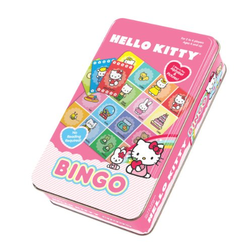 Hello Kitty Bingo (Value Tin)