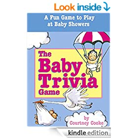The Baby Trivia Game: A Fun Game to Play at Baby Showers