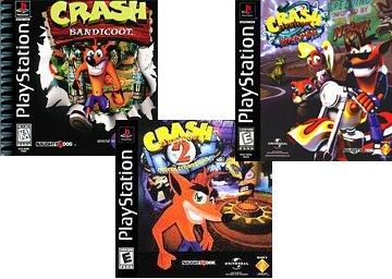 EBOOT PBP - Crash Bandicoot Collection - PSX-PSP - polokk - Chomikuj pl