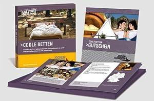 Erlebnis-Geschenkbox 'Coole Betten für 2'