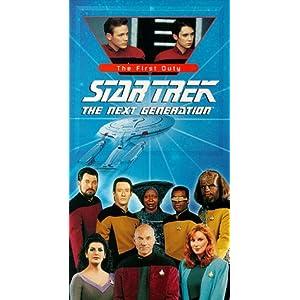Star Trek - The Next Generation, Episode 119: The First Duty movie