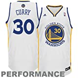 Adidas Golden State Warriors Stephen Curry Revolution 30 Swingman Home Jersey