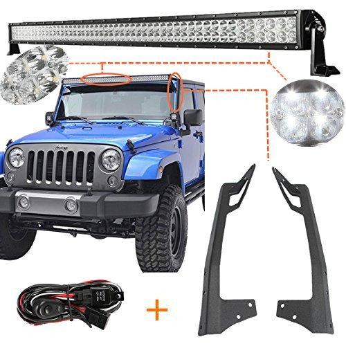 LED Light Bar Kit, POWLAB 52