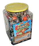 Dubble Bubble Painterz Mouth Coloring Bubble Gum 240 Count Tub