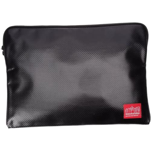 Sac Manhattan Portage Laptop Sleeve - Vinyl Black