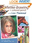 Lifelike Drawing In Colored Pencil Wi...