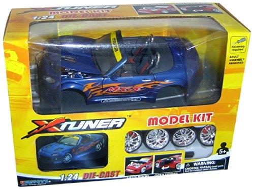 newray-71946-model-kit-car-mazda-mx-5-scala-124-die-castblu