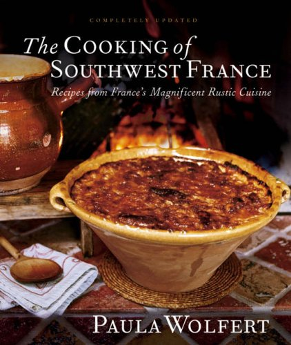 Sale alerts for John Wiley & Sons The Cooking of South-West France: Recipes from France's Magnificent Rustic Cuisine - Covvet