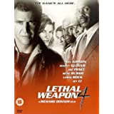 Lethal Weapon 4 [DVD] [1998]by Mel Gibson