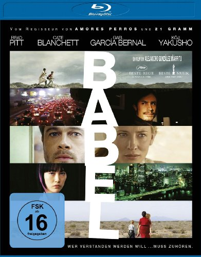 Babel (inkl. Wendecover) [Blu-ray]