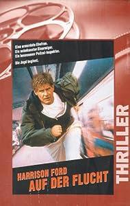 Auf der Flucht [VHS]