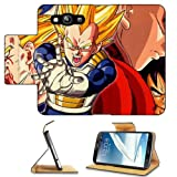 Dragon Ball Z Vegeta Super Saiyan Samsung Galaxy S3 I9300 Flip Cover Case with Card Holder Customized Made to Order Support Ready Premium Deluxe Pu Leather 5 inch (132mm) x 2 11/16 inch (68mm) x 9/16 inch (14mm) Liil S III S 3 Professional Cases Accessories Open Camera Headphone Port I9300 LCD Graphic Background Covers Designed Model Folio Sleeve HD Template Designed Wallpaper Photo Jacket Wifi 16gb 32gb 64gb Luxury Protector Micro SD Wireless Cellphone Cell Phone