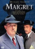 Maigret: Series 2 - Boyhood Friend/And The Minister/And The Maid [DVD]