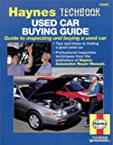 Used Car Buying Guide: Guide to Inspecting and Buying a Used Car (Haynes Manuals)
