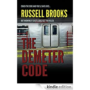 The Demeter Code (An International Spy Thriller)