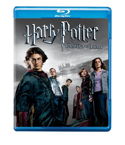 Blu-ray : Harry Potter and The Goblet Of Fire (Blu-ray)
