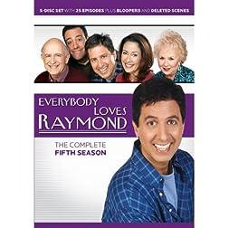 Everybody Loves Raymond: Complete Fifth Season