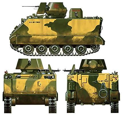 Italeri - I6506 - Maquette - Char D'assaut - M113 Acav