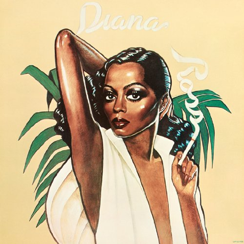 Diana Ross - Ross - Paper Sleeve - CD Deluxe Vinyl Replica - Import - Zortam Music