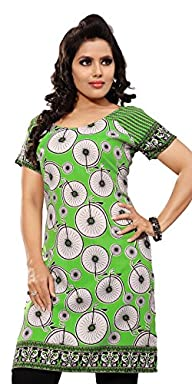 Indian Tunic Top Womens Kurti Printed…