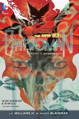 Batwoman, Vol. 1: Hydrology