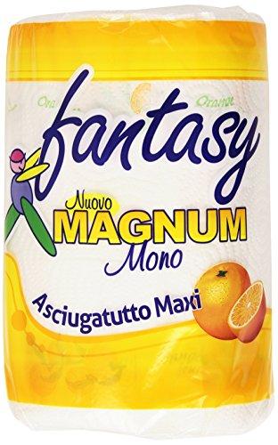 Fantasy - Magnum Mono, Asciugatutto Maxi, 1 Veli