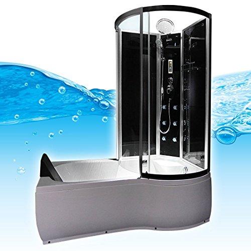 badewanne mit duschkabine sonstige preisvergleiche. Black Bedroom Furniture Sets. Home Design Ideas