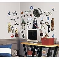 Roommates Rmk1586Scs Star Wars Classi…
