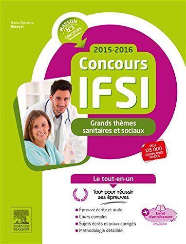Concours IFSI 2015-2016