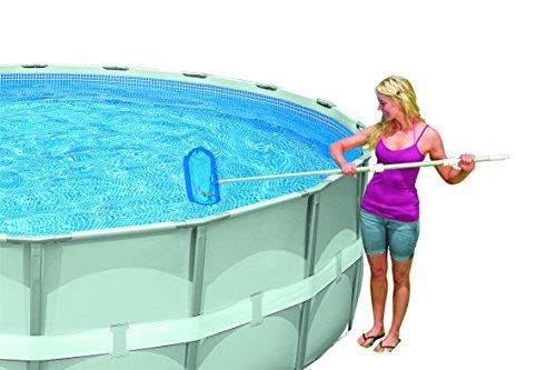 Intex 58959 accessoires piscines kit d entretien vac for Kit entretien piscine intex
