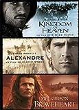 echange, troc Coffret epopees : braveheart - alexandre - kingdom of heaven