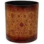 Oriental Furniture Olde-Worlde Baroque Waste Basket