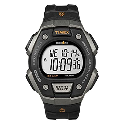 Timex Mens Ironman 30-Lap Classic Sports Watch by VLC Distribution Company Inc