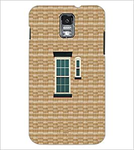 PrintDhaba Window Design D-3222 Back Case Cover for SAMSUNG GALAXY S5 (Multi-Coloured)