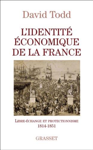 L'identité économique de la France (essai français)