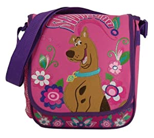 """Scooby Doo """"Peace & Love"""" Insulated Lunch Tote Bag"""