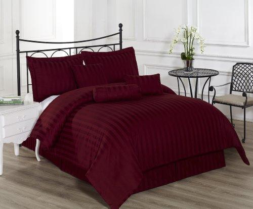 Dark Red Bedding 4451 front