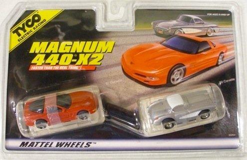 tyco-ho-scale-corvette-2-pack-slot-car-set