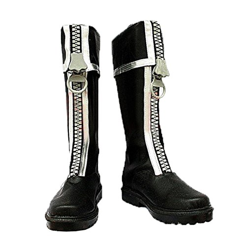 D gray man allen walker cosplay boots 04