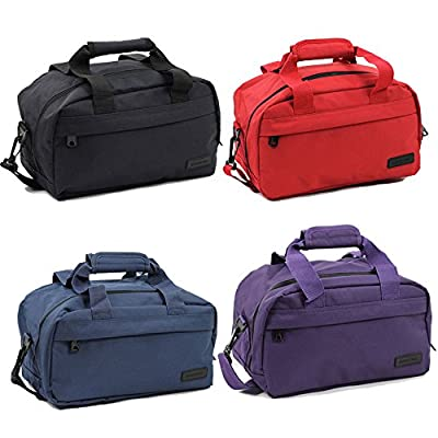 Super Lightweight Ryanair Compliant Second Hand Luggage Cabin Travel Bag Fits 35 x 20 x 20cm