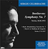echange, troc Beethoven, J.S. Bach, Celibidache - Symphony 7