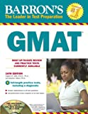 img - for Barron's GMAT with CD-ROM (Barron's GMAT (W/CD)) book / textbook / text book
