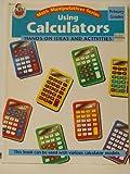 img - for Using calculators (Math manipulatives series) book / textbook / text book