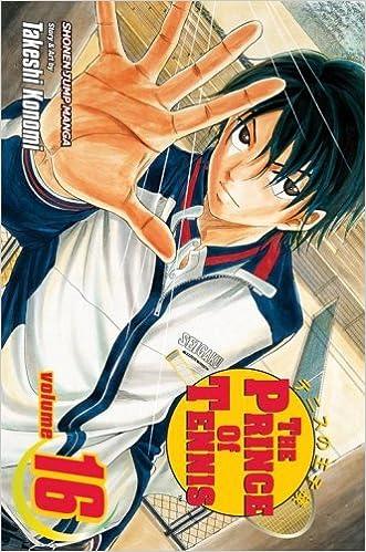 The Prince of Tennis, Vol. 16: Super Combo written by Takeshi Konomi
