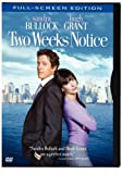 Two Weeks Notice [DVD] [2003] [Region 1] [US Import] [NTSC]