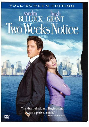Two Weeks Notice (Full-Screen Edition) (Snap Case) (2 Weeks Notice compare prices)