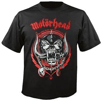 MOTÖRHEAD - Lightning Wreath - T-Shirt Größe M