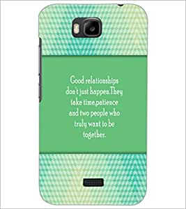 HUAWEI HONOR BEE HIGH HEELS Designer Back Cover Case By PRINTSWAG
